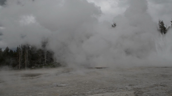 Grand Geyser, the tallest known predictable geyser