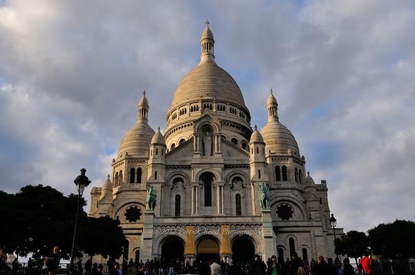 Sacre-Coeur (Sacred Heart)